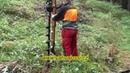 Vyvážečka za čtyřkolku nebo malotraktor a půdní vrták