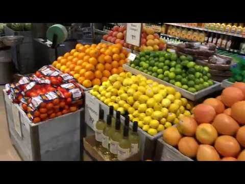 Покупка еды в США, что любят в Америке Buying food in the USA that they love in America