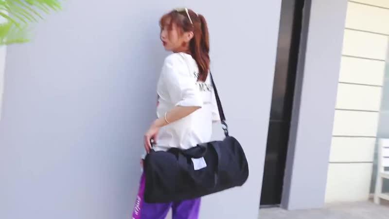 Сумки Тренировочная сумка Тренажерный зал Сумка Женщина Фитнес Сумки на ремне Для Хранения Обуви Женская Мода Цветок Йога Сумочк