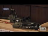 Представники США передали українським військовим надсучасні металошукачі