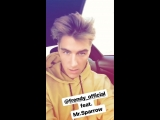 Алексей Воробьев Я хочу любви Френды feat. Mr.Sparrow Instagram Stories Москва 19.03.2018