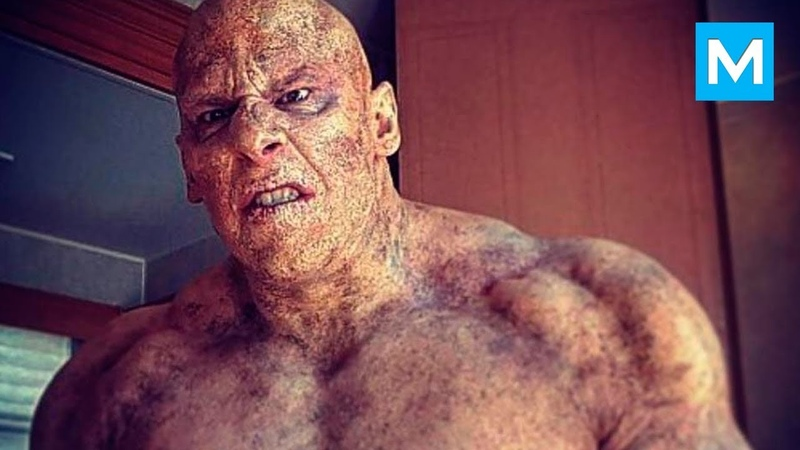 Scariest Bodybuilder - Martyn Ford | Muscle Madness