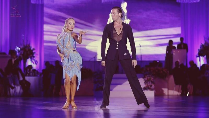 Armen Tsaturyan - Svetlana Gudyno | 2018 PODF - Night Of Nine, Prague | Showcase Samba