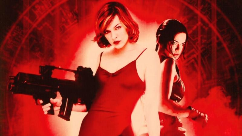 Обитель зла (2002) 1080р 60 фпс