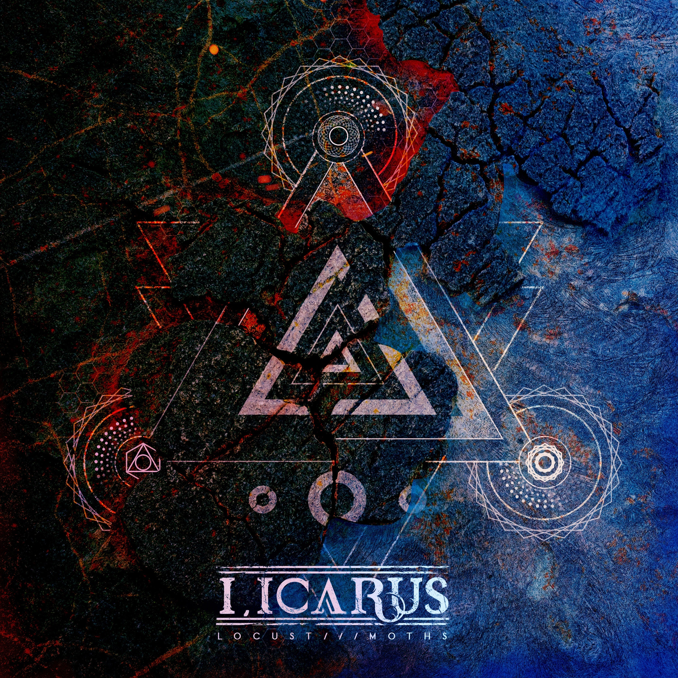 I, Icarus - Locust / Moths (Maxi-Single) (2018)