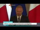 Le premier ministre de Malte Joseph Muscat accepte que le Lifeline débarque sur lîle mais le bateau sera mis sous séquestre