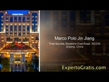 Marco Polo Jin Jiang, Jinjiang, China