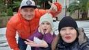 Снег в Сочи. Зима декабрь в Сочи. Прямой эфир Сочи ТВ ПроСОЧИлись