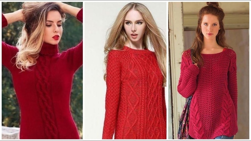 Crochet Sweaters Redy Styles New Fashion Trend 2019