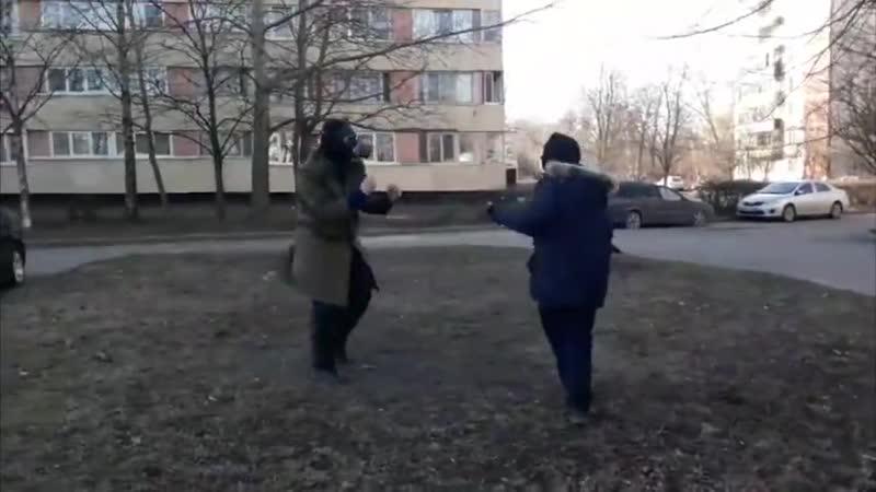 ПАРОДИЯ НА Devil Trigger