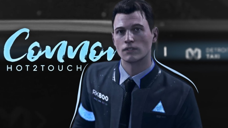 ❝hot2touch❞ | connor [detroit: become human]