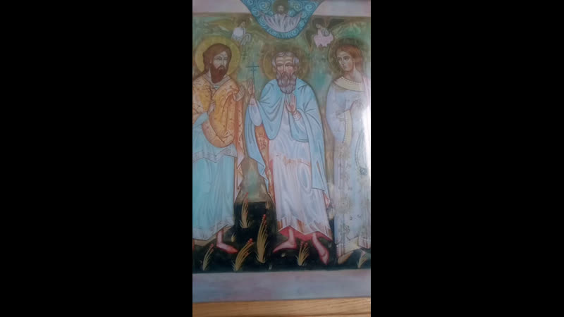 Канон мученикам Гурию Самону и Авиву о семейном мире и благоустроении