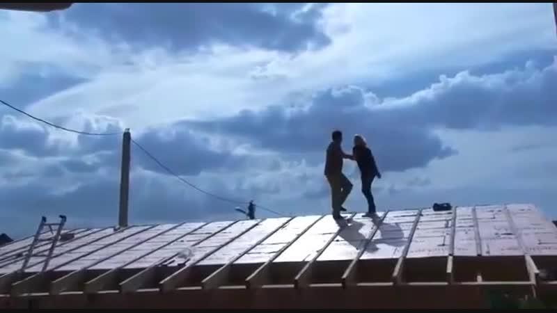 Строим дом. Шаг за шагом. Крыша