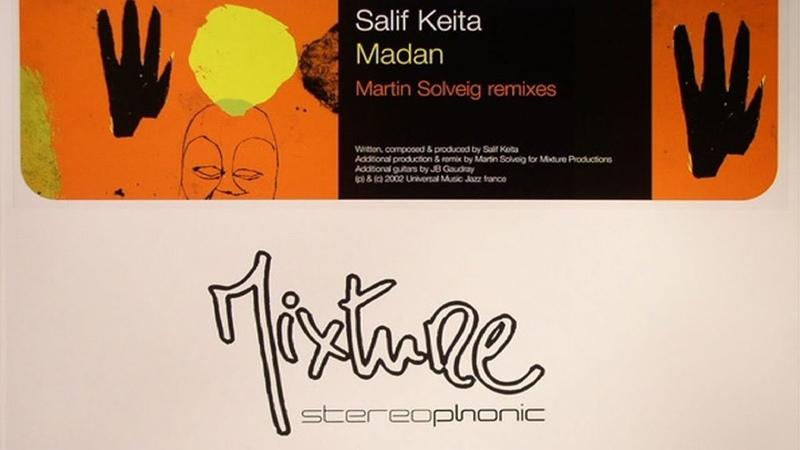 Salif Keita - Madan (Martin Solveig Exotic Disco Mix)