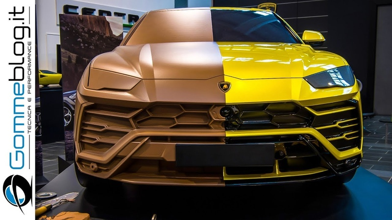 Lamborghini URUS - HOW IT'S MADE and DESIGNED This Extreme SUV