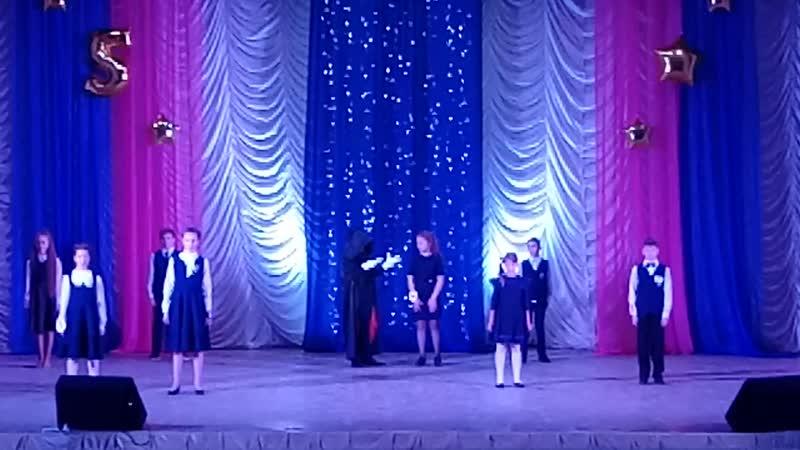 Шоу Мисс и мистер пятиклассник Интелектуальный конкурс