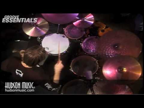 Groove Essentials World Drumming Lesson featuring Tommy Igoe