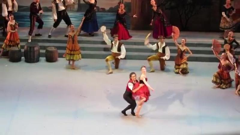 18.07.2018 Mikhailovsky Theatre, Don Quixote, 11 video-clips - Михайловский театр, Дон Кихот, 11 видео-клипы (7)