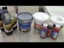 Лучшие рецепты и методы покраски бумажных трубочек.