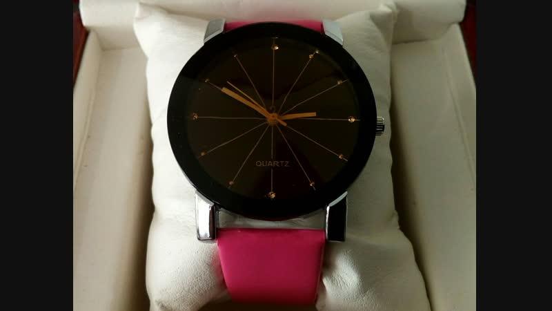Обзор наручных часов Geneva Facet