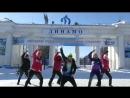 танцевальный флешмоб в поддержку Чемпионата Мира по футболу 2018 в России 🙌🏼⚽🇷🇺
