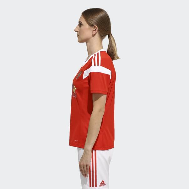 Футболка Football Mood by adidas x Ирина Горбачева