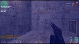 CS 1.6 Нарезка фрагов. Прикольный прострел на карте de_dust2002
