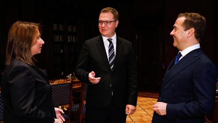 Вести Ru Осипов стал пресс секретарем Медведева вместо Тимаковой