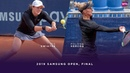 Iga Swiatek vs. Polona Hercog | 2019 Samsung Open Final | WTA Highlights
