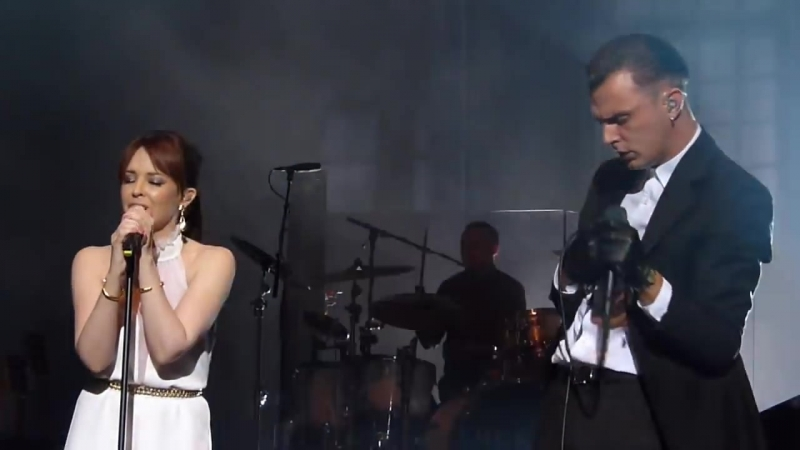 Hurts Kylie Minogue Confide In Me O2 Brixton Academy London 4 11 11