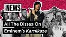 All The Disses On Eminem's 'Kamikaze' Genius News