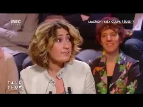 Gilets jaune Thierry Ardison traite Macron de puceau