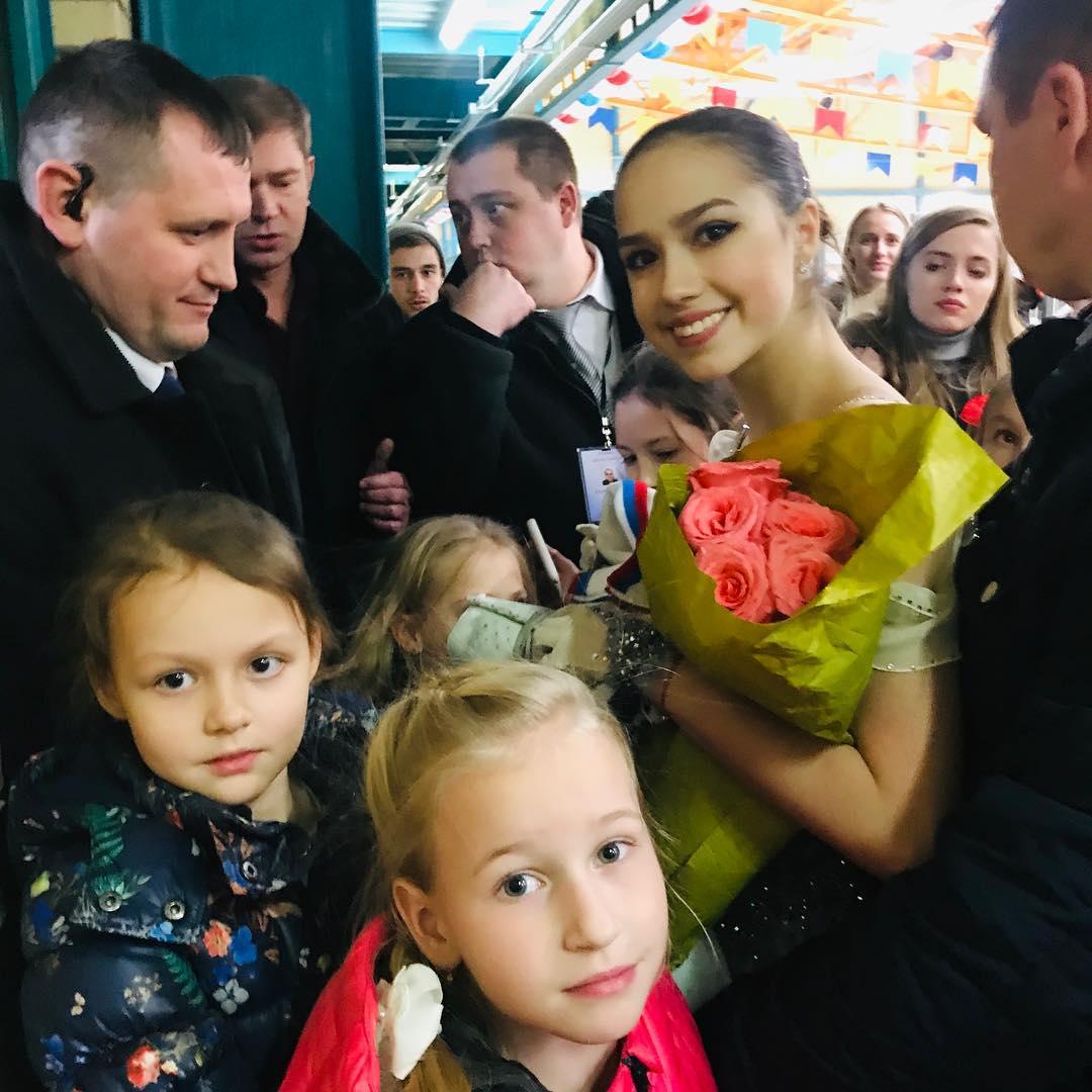 Алина Ильназовна Загитова-2 | Олимпийская чемпионка - Страница 6 PpzuAhFixtk