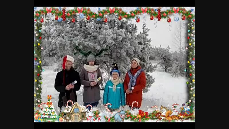 Студия_Облако_поздравление студияоблако облако каменскуральский конкурс новогоднеепоздравление
