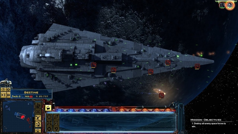 Самый Крутой Мод Для Star Wars: Empire At War: FoC