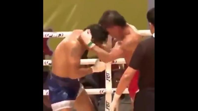 БИЕО Бирманский бокс Лэхвей Поединки