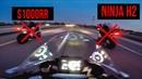 The new KING of Superbikes Ducati V4 vs THE WORLD Ninja H2 S1000RR R1M more