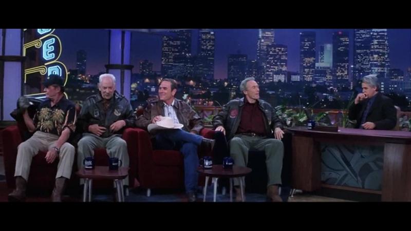 КОСМИЧЕСКИЕ КОВБОИ (2000) - приключения. Клинт Иствуд 1080p