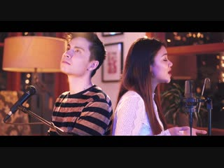 Rewrite the Stars (The Greatest Showman) - Sam Tsui & Daiyan Trisha Cover ¦ Sam Tsui