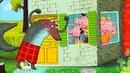 The Three Little Pigs - Bedtime Fairy Tale for Kids Interactive Storybook by Nosy Crow