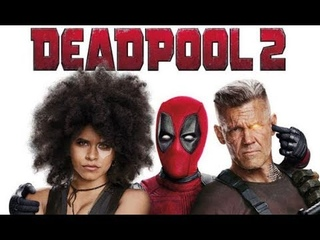 deadpool 2 HOllywood ACTION movies in hindi dubbed 2018