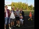 Футбол. Кричалки с болельщиками и Евгением Барановым
