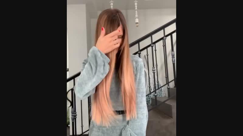 блеск и сила здоровых волос