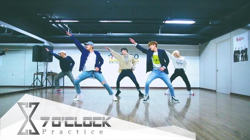 세븐어클락 SEVENOCLOCK COVER DANCE 방탄소년단'아이돌' BTS 'IDOL'
