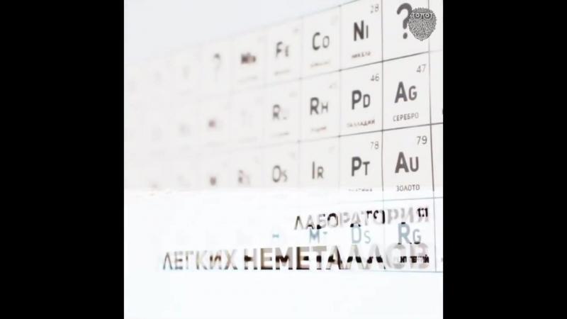 Программа Таблица Менделеева - Лаборатория легких неметаллов