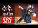 Final - Solo Waltz | GrandSlam STD | 2018 German Open Championships