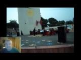 Я смотрю видео — Молодежный духовой оркестр Латвия, 2010 год в городе Орле, город Орёл