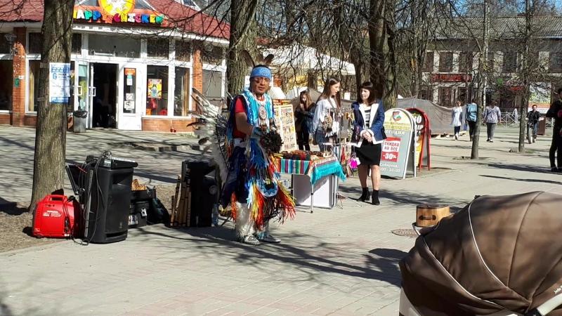 Runa Kay(3) 06.05.2018 г.Гатчина, ул.Соборная