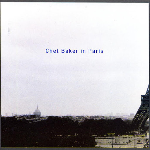 Chet Baker альбом In Paris (Live)