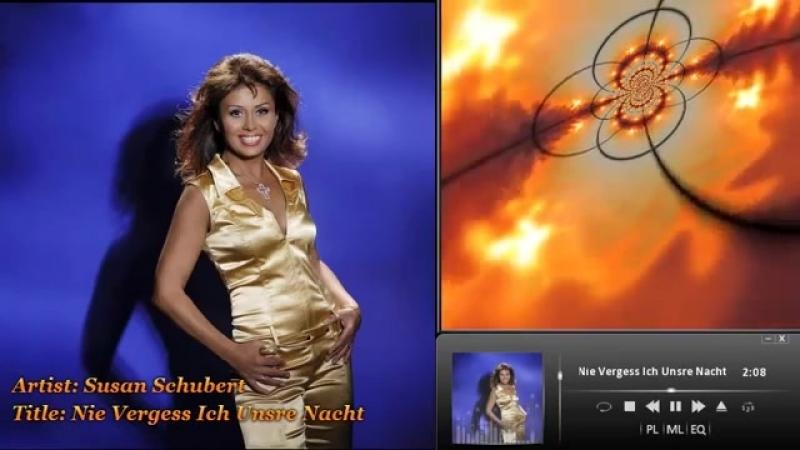 Susan Schubert - Nie Vergess Ich Unsre Nacht. mp4